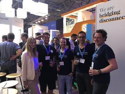 odoscope team at dmexco
