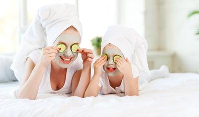 Auswahl-Blind-Gesichtsmaske