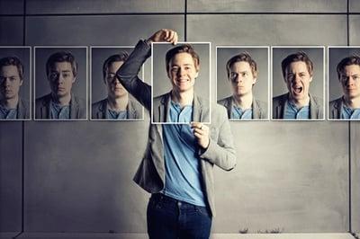 Personalisierung-Customer-Experience-Gesichter