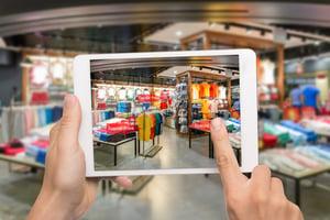 AR-Digitalisierung-Mobile-Shopping