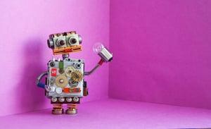 künstliche-Intelligenz-Roboter