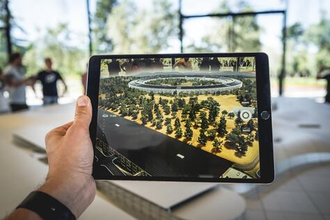 Augmented-Reality-Business