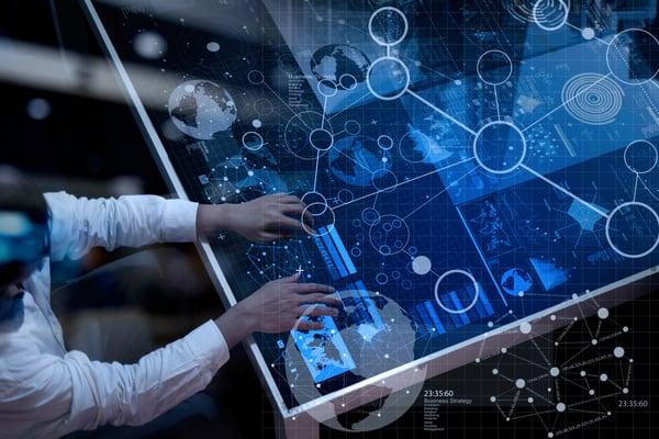 Digitale-Transformation-Datenverarbeitung