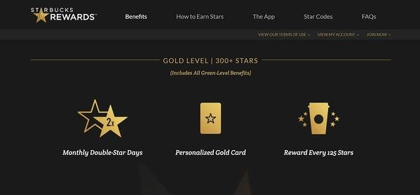 StarbucksRewards