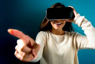 Zukunft-Shopping VR-1