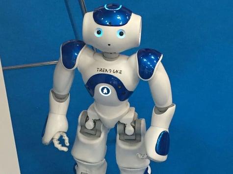 Bild von Roboter Nao
