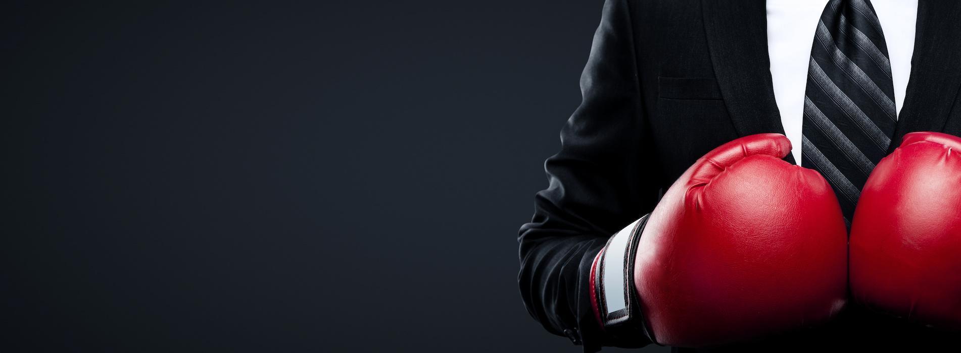 Aufmischen-Boxhandschuhe Kopie